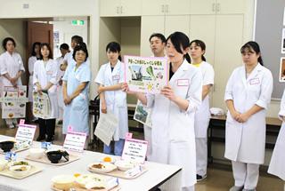 学校給食調理コンクール 第2次審査(実技審査)