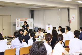 学校における食育推進教材活用研修会